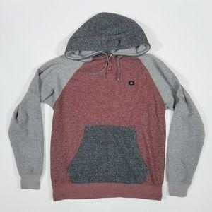NEW Billabong Balance Fleece Pullover Hoodie MED
